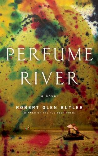 book cover of Perfume River
