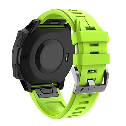 Pulsera Simple para Hombre y Mujer Rápido Demolición Reloj Correa de Silicona Brazalete Deportiva Wristbands Tejido Liso Reloj Strap: Amazon.es: Relojes