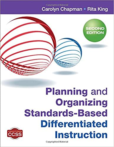 Amazon Planning And Organizing Standards Based Differentiated