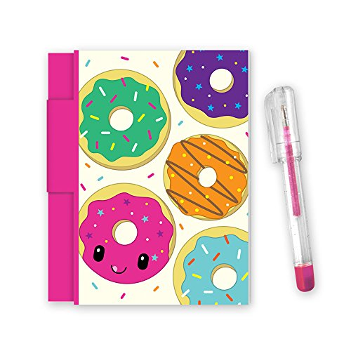 Scentco Yummy Sketch and Sniff Note Pad – Donut Scented (Donut Coloring Page)