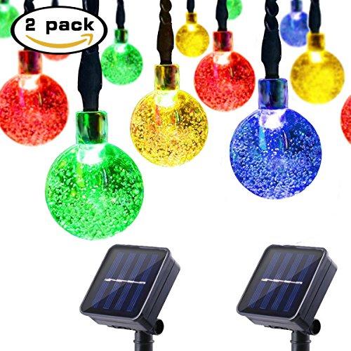 Outdoor Led Christmas Light Balls - 4