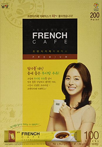 Gift Cafe (Namyang French Cafe 1 Gift Pack (100 Sticks) 1,160g)