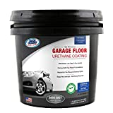 Rain Guard Water Sealers SP-1500 Dark Grey Garage Floor Urethane Sealer Single Part Ready to USE Covers up to 200 Sq. Ft. 1 Gallon