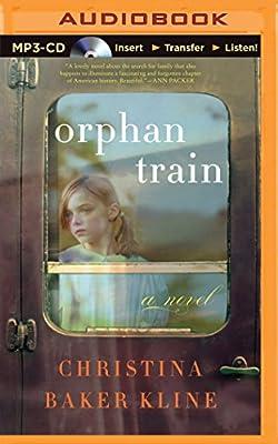 Orphan Train: Christina Baker Kline, Suzanne Toren Jessica