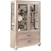 Pulaski Dynasty China Curio Cabinet