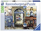 Ravensburger Passage To Paris 1500Piece Jigsaw Puzzle For Adults - Softclick Technology Meanspiece Fit Together Perfectly