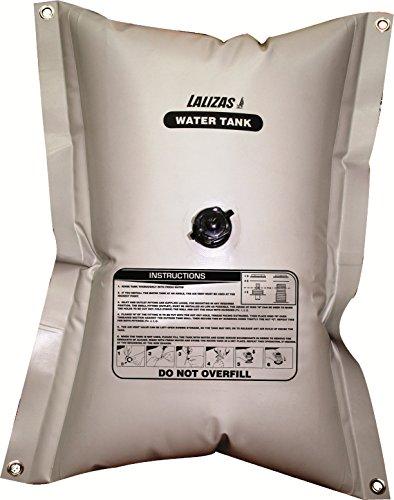 NuovaRade Flexible Water Tanks 29x59in - 150Lt - Grey 29 x 59/40 Gallon