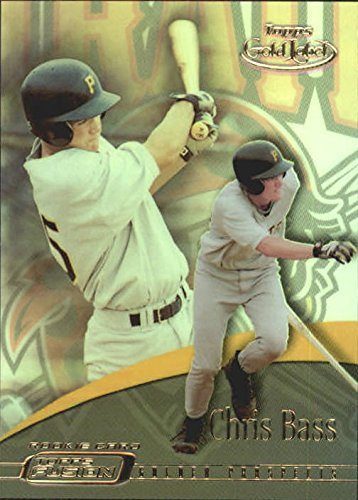 2001 Topps Fusion #184 Chris Bass GL RC