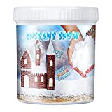TIME4DEALS Fake Instant Snow Powder 4 Gallons of Artificial Snow, Makes Colorful Slime, for Science Activities, Parties & Decorating