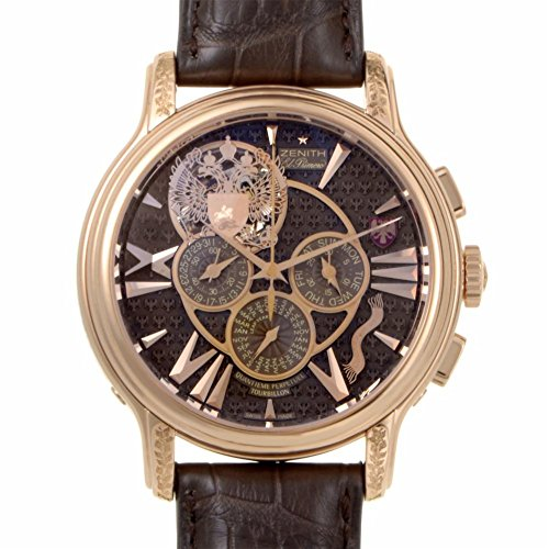 Zenith El Primero automatic-self-wind mens Watch 18.1260.4005/7 (Certified Pre-owned) (Men Watch Zenith)