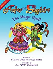 Amber and Sapphire are twin sisters, but they are nothing alike. Amber has golden hair and green eyes. Sapphire does not. Amber is all things a princess should be. Sapphire is not. When Amber makes a disastrous deal with the Wicked Witch, it ...