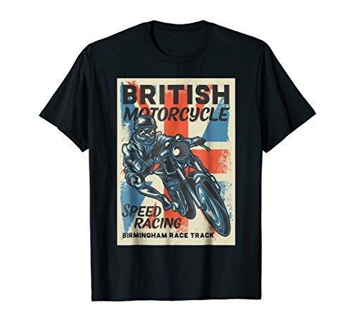 British Motorcycle T Shirts - 7