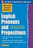 English Pronouns and Prepositions, Ed Swick, 0071753877