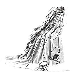 "SCOCICI Creative Flannel Printed Blanket for Warm Bedroom,Nautical Decor,Jellyfish Sketch Pattern Aquarium Ocean Underwater Life Oceanography Art Print Decorative,47.25"" W x 59.06"" H"