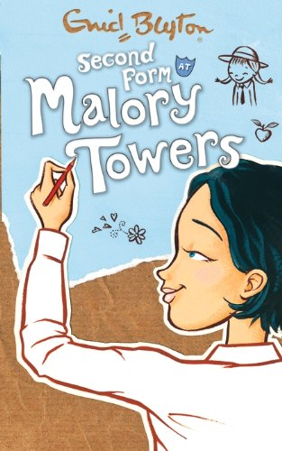 book cover of The Second Form at Malory Towers