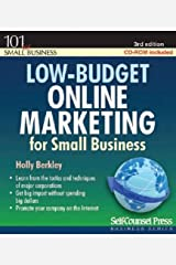 Low-Budget Online Marketing: For Small Business (101 for Small Business Series) Paperback