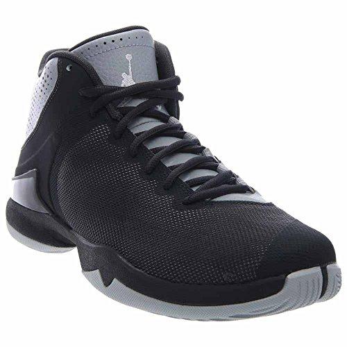 308dace47e Nike Jordan Mens Jordan Super.Fly 4 PO Wolf Grey/White/Anthracite/