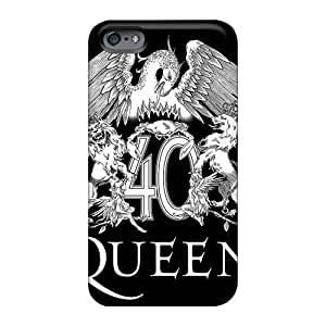 Shockproof Hard Phone Cover For Iphone 6 With Unique Design Stylish Queen Series KaraPerron