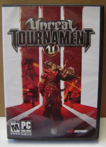 - Unreal Tournament 3 - PC - DVD-ROM - Designed for Windows XP SP2 and Windows Vista