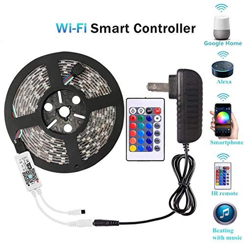 5M Led Strip Light Kit