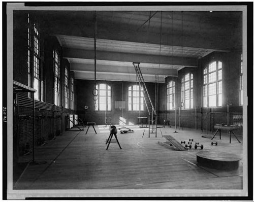 Photo: Gymnasium,Saint Anselm's College,equipment,Manchester,New - Manchester Shopping Nh