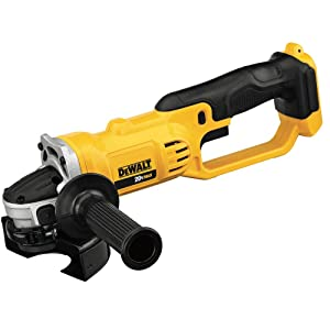 "DEWALT DCG412BR 20V MAX Lithium Ion 4-1/2"" Cut-Off Tool (Bare Tool) - (Certified Refurbished)"