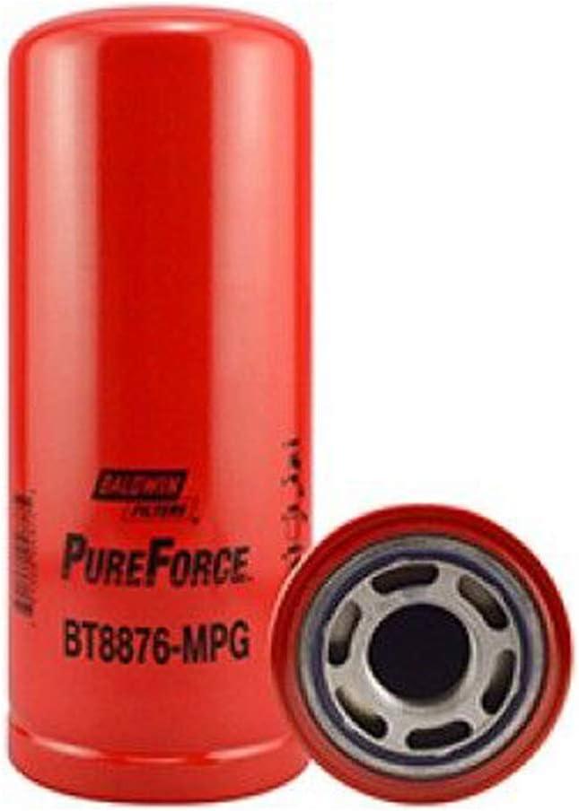 Baldwin Heavy Duty BT9367-MPG Hydraulic Filter,4-23//32 x 11-29//32 In