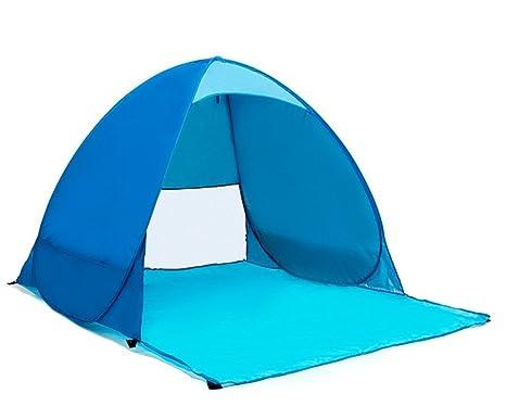 Fdou tenda da spiaggia pop up sun shelter anti uv per esterni da
