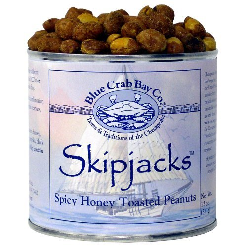 (Skipjacks Spicy Honey Toasted Peanuts )