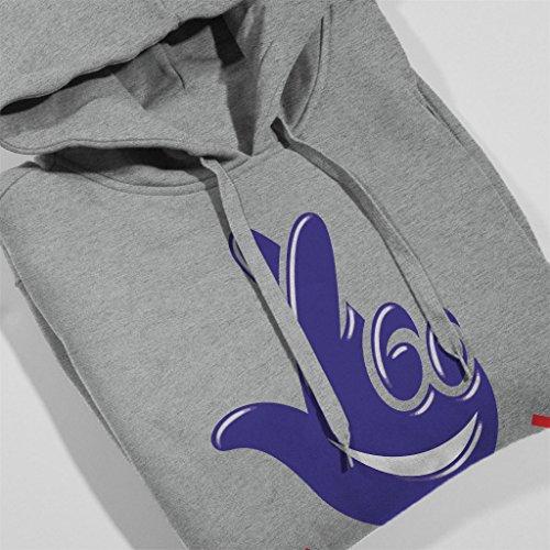 Emmerdale Eric Pollard Lottery Logo Men's Hooded Sweatshirt
