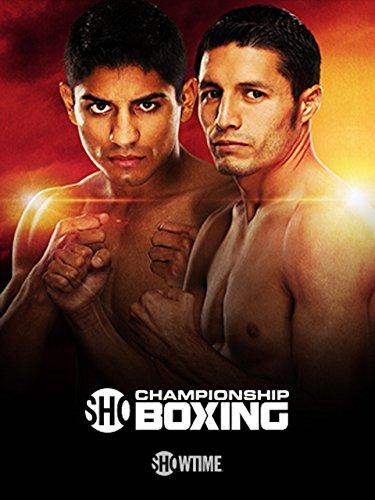 Showtime Championship Boxing  Mares Vs  Gonzalez  R