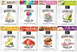 Project 7 Gourmet Gum Variety 8 Packs Set - Grapefruit Melon, Summer Snow, Coconut Lime, Kettle Pop, Peppermint Vanilla, Birthday Cake, Wedding Cake, Front Porch Lemonade