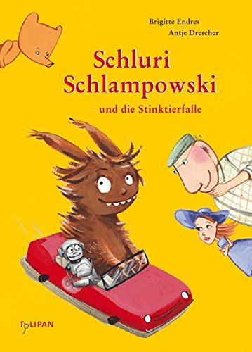 Schluri Schlampowski und die Stinktierfalle: Vorlesebuch