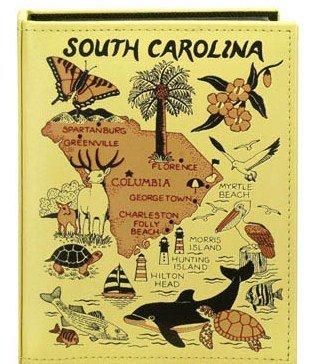 South Carolina Embossed Photo Album 200 Photos / 4x6