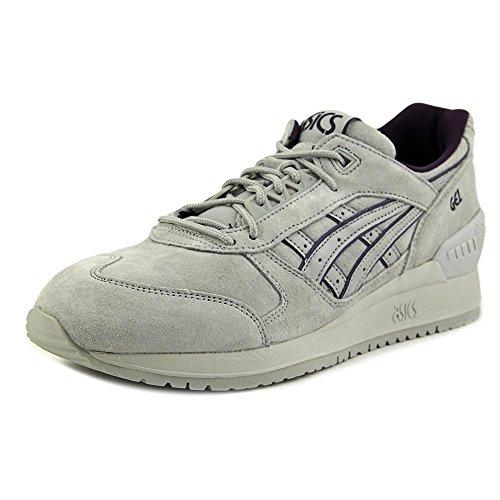 ASICS Tiger Unisex Gel-Respector¿ Light Grey/Light Grey Sneaker