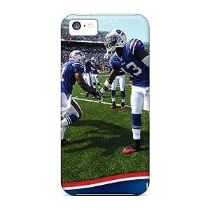 Iphone 5c GWA14548zTJv Provide Private Custom Beautiful Buffalo Bills Skin Shockproof Hard Phone Cases -JonathanMaedel