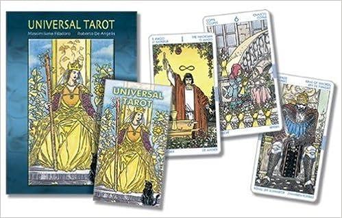 Universal Tarot: Amazon.es: Massimiliano Filadoro, Roberto ...