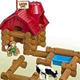 K'NEX Frontier Farm Lincoln Logs