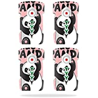 Skin For DJI Inspire 1 Drone Battery (4 pack) – Hug A Panda | MightySkins Protective, Durable, and Unique Vinyl Decal wrap cover | Easy To Apply, Remove, and Change Styles | Made in the USA