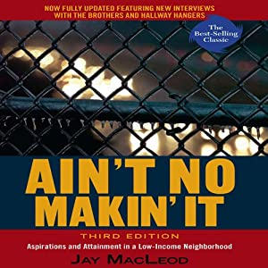 Ain't No Makin' It Audiobook