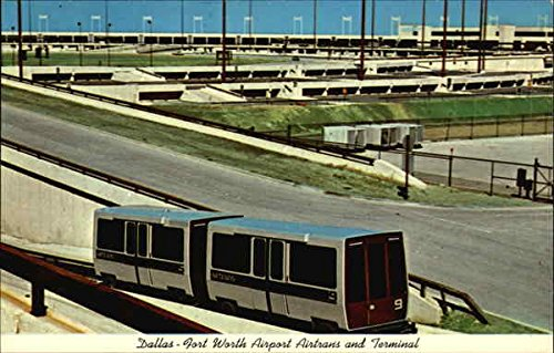 airport-airtrans-and-terminal-dallas-fort-worth-texas-original-vintage-postcard