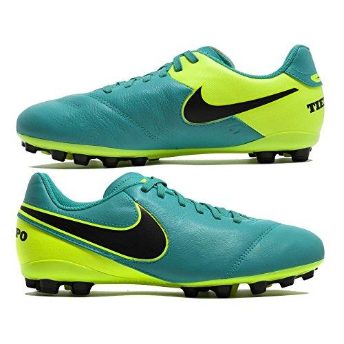 Nike Tiempo De Pour jade Chaussures Noir Clair Bbs Legend Voleur Verde Unisexes Jr Ag Football Vi p5nr4nYqa
