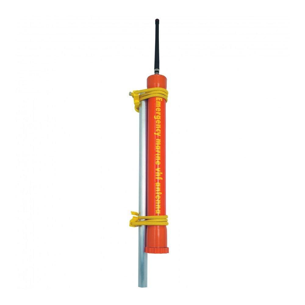 Nordwest-Funk RA114 Glomex Notantenne fü r UKW-Seefunkanlagen Orange