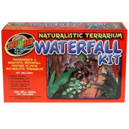 Zoo Med Naturalistic Terrarium Waterfall Kit by Zoo Med