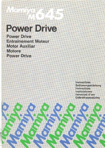 Mamiya M645 Power Drive - 2
