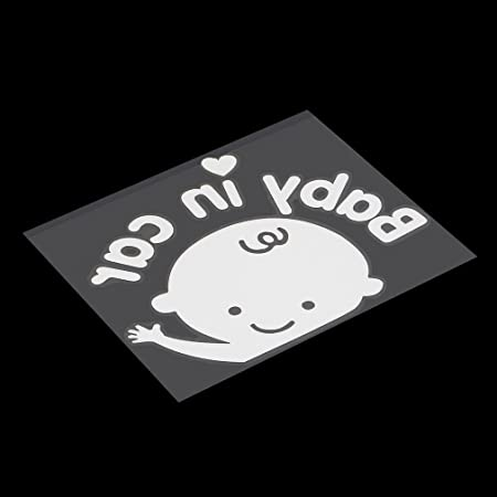 Toilet Sign Generic Cartoon Style Sticker Decal Graphic Vinyl Label