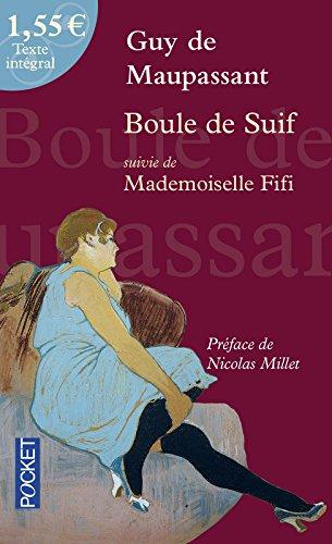 Boule De Suif / Mademoiselle Fifi (French Edition) ebook
