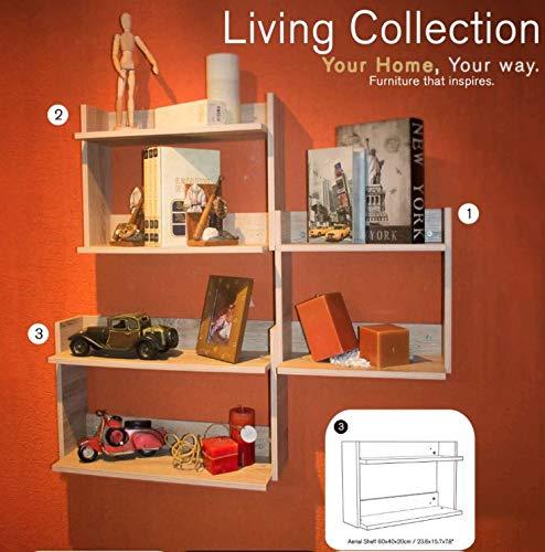 Aerial Shelf R-A6 - Floating Shelves/Floating Shelf by RTA Disegno (Image #4)