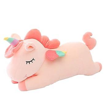 Amazon Com Aixini Unicorn Stuffed Animal Plush Toy 11 8 Inch Cute