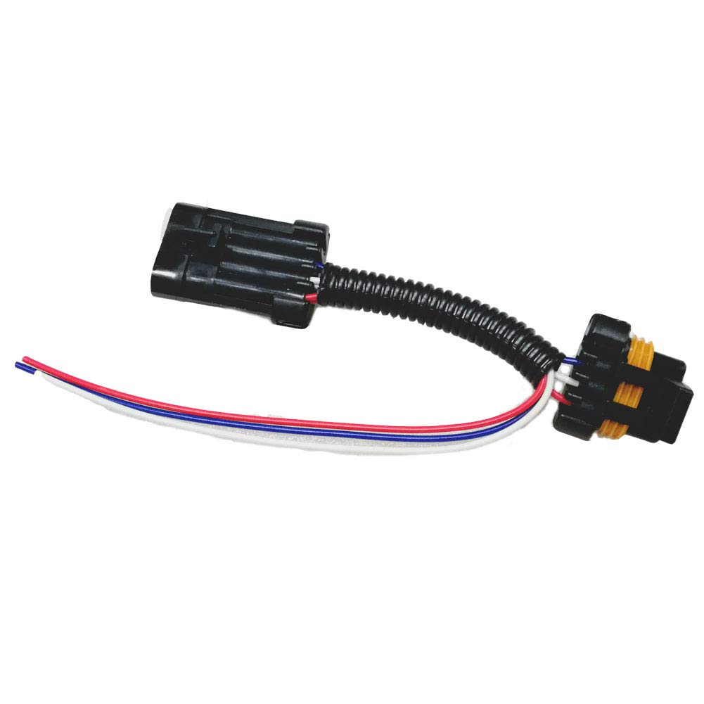 amazon com unlimited rider 3 wire rear tail light power harness Dual Audio Wiring Harness